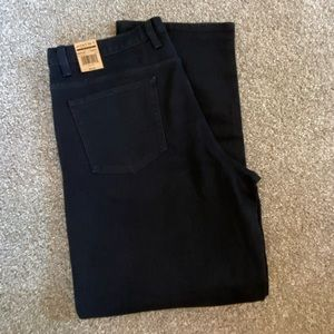 Axist Black Jean Classic Relaxed Fit